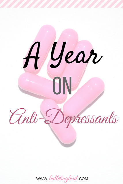 A Year on Anti-Depressants: My story of depression, anxiety, medication and University