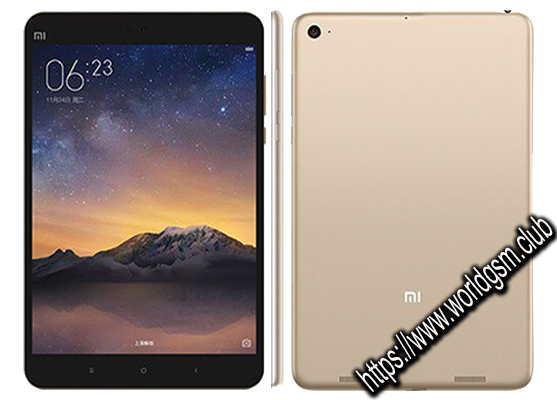 Xiaomi Mi Pad 2 Official Firmware is Full Free Download