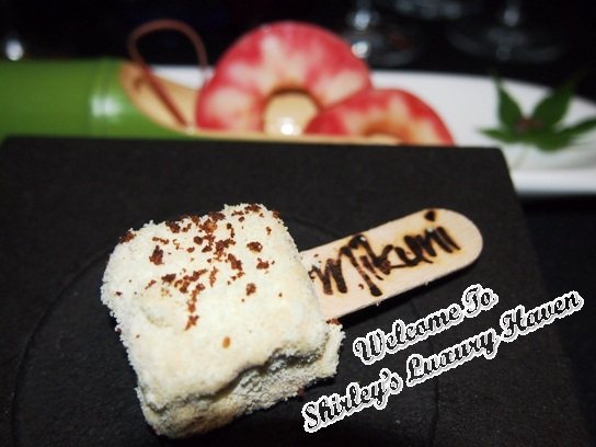 dbs underground supperclub mikuni chestnut ice-cream
