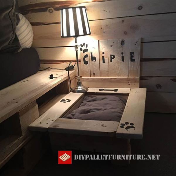 Camas - Dormitorios con palets ...