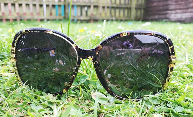 GlassesShop Catherine Wayfarer Tortoise Eyeglasses