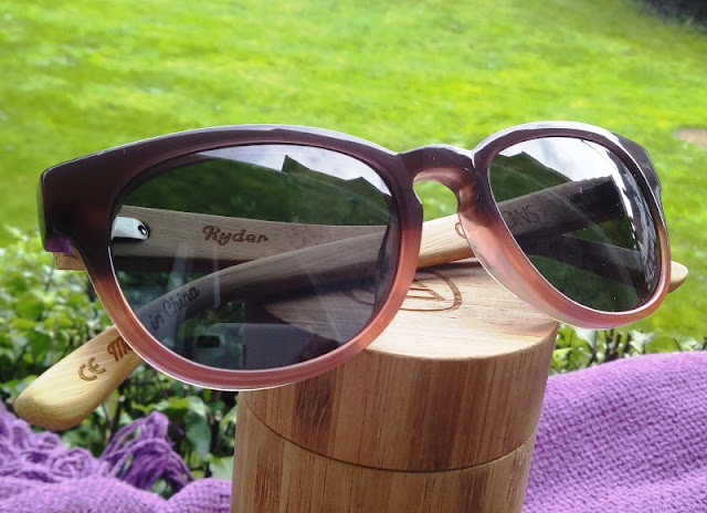 4bb4b6bb4e CaliSons Acetate-Framed Bamboo Sunglasses With Polarized Lenses ...
