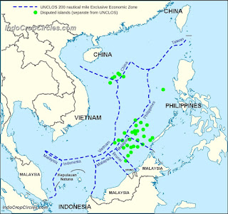 ASEAN Hanya Akui UNCLOS