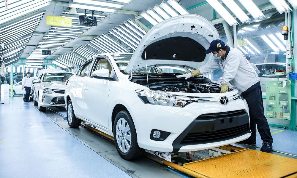 Nhà máy Toyota Việt Nam