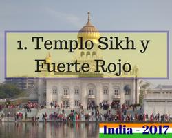 Viaje al norte de India - Templo Sikh