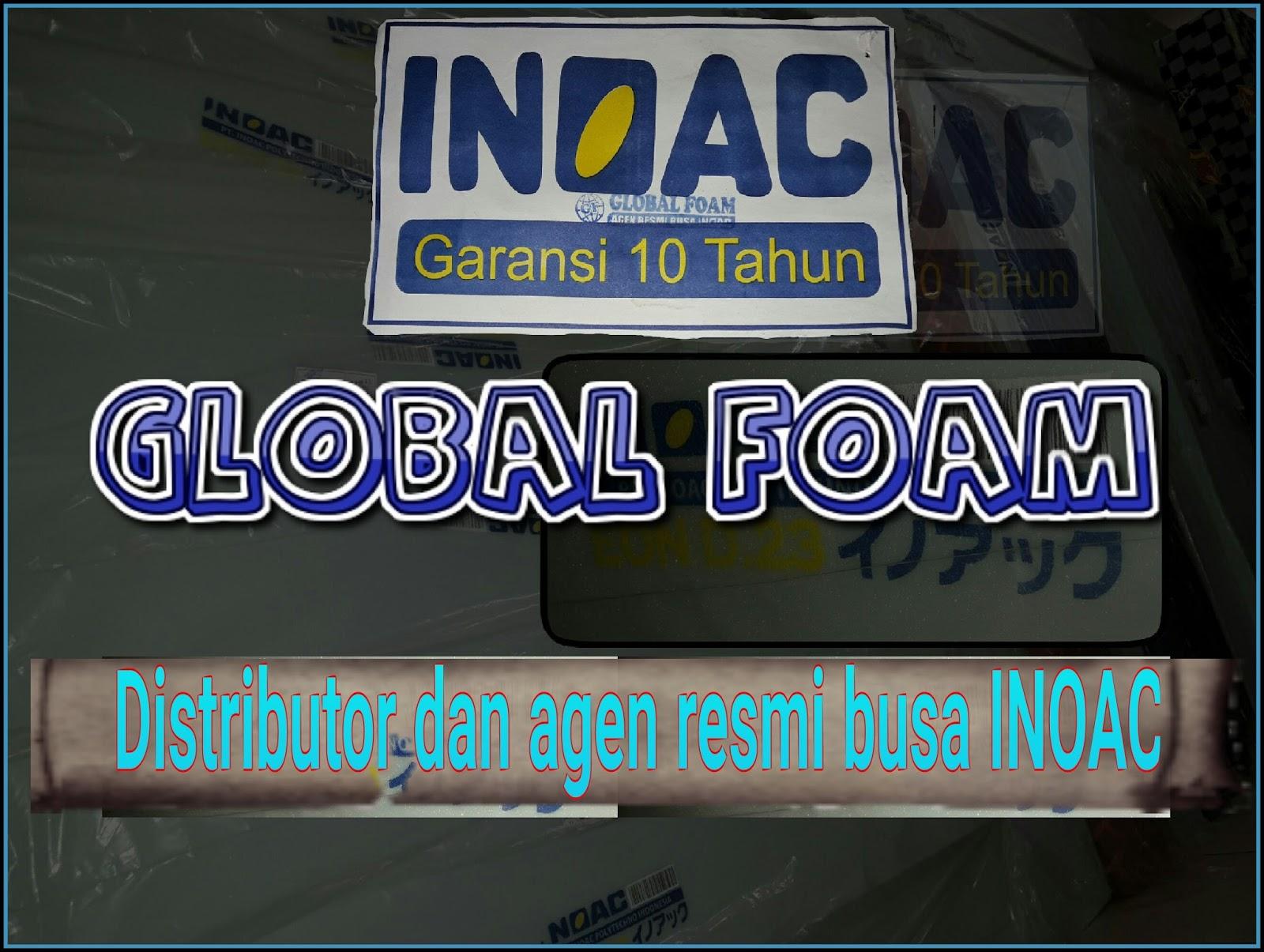Kasur Inoac 2018Distributor Kasur Busa Inoac Asli Global