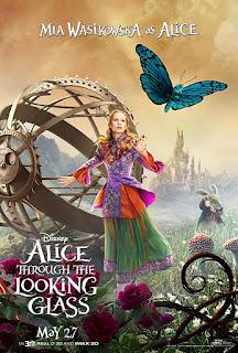 Alice Through the Looking Glass (2016) อลิซในแดนมหัศจรรย์ 2 ตอน ผจญภัยมหัศจรรย์เมืองกระจก