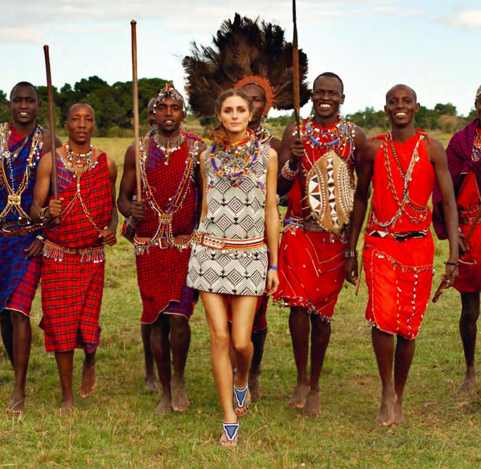 The Pretty Purveyor: The Maasai Project