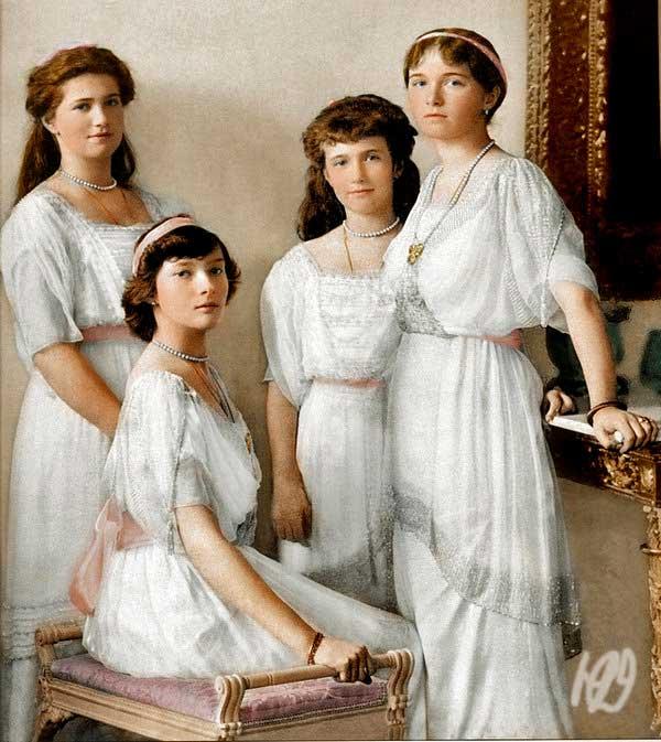 Irmãs Romanov: