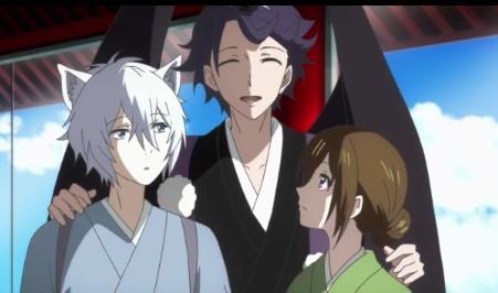 Kakuriyo no Yadomeshi – Episódio 15