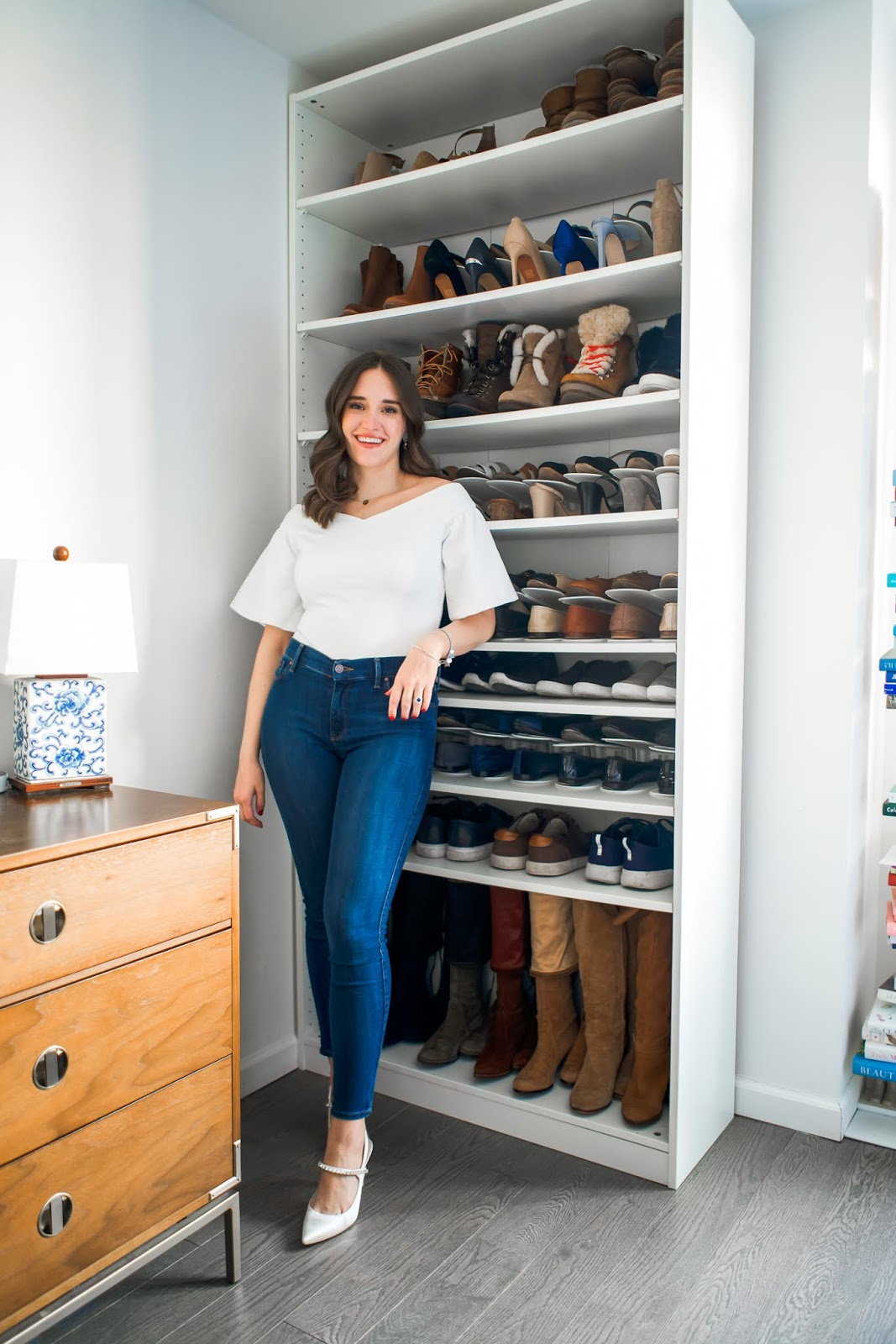 d50fdbb18a How I Store and Organize My Shoes | Covering the Bases | Bloglovin'