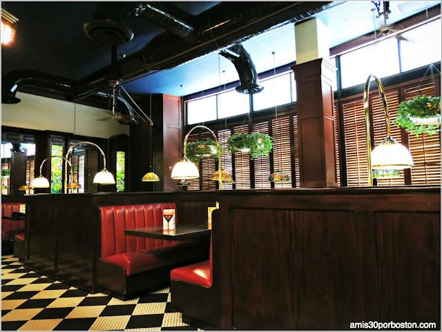 Restaurante Dave & Buster's en Frisco