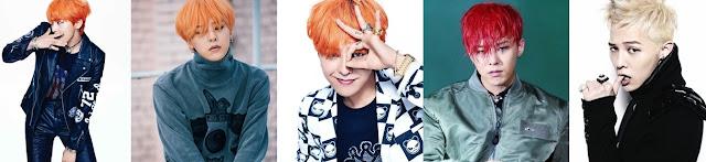 G-Dragon - Ultimate Bias ♥