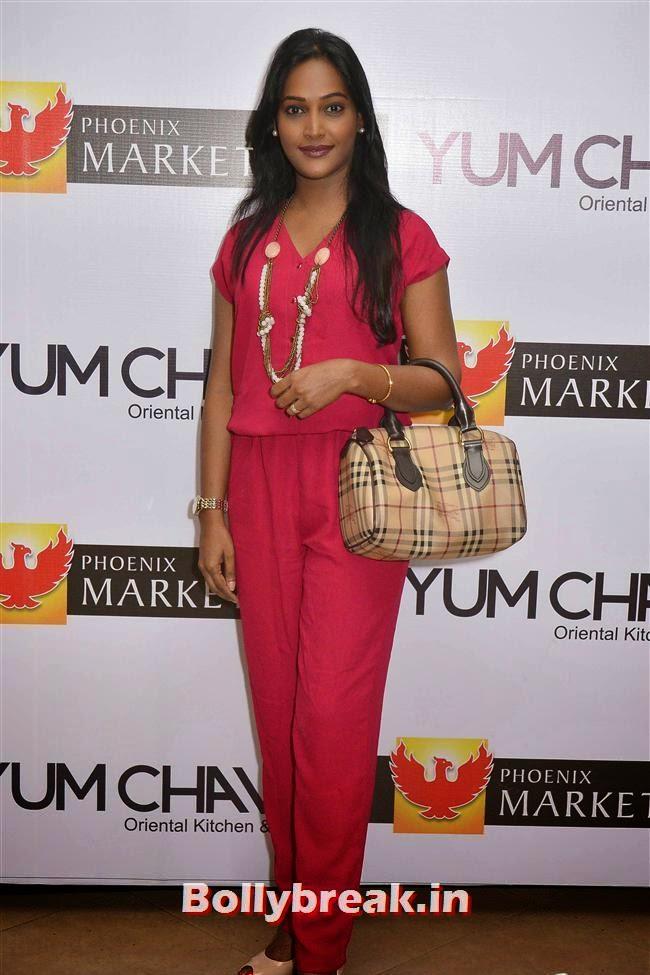 Rajshree Thakur, Crystal, Mouli & Mouni  at Easter Celebrations
