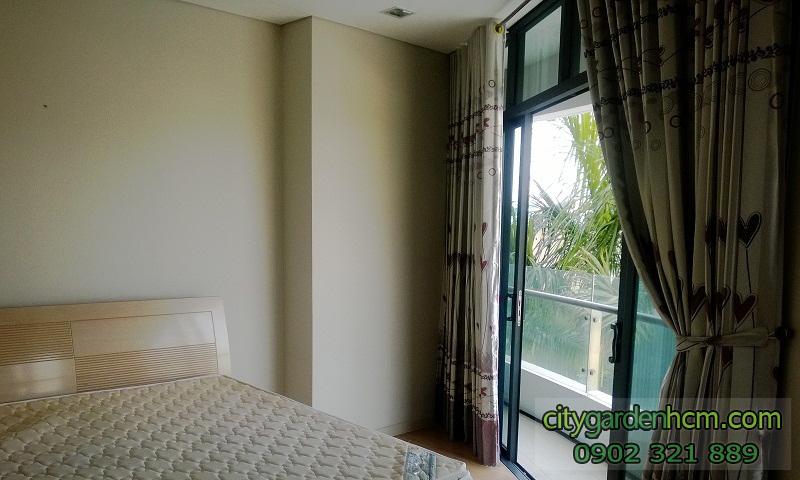 phòng ngủ 1 | căn hộ cao cấp CITY GARDEN