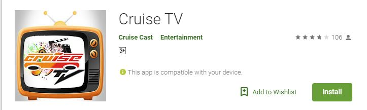 Cruise TV: Watch Live TV Free On MTN - Techmachos - Find