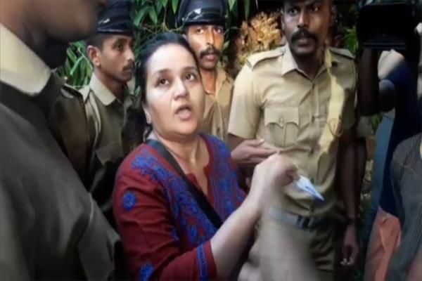Kerala, News, Sabarimala, Sabarimala Temple, Clash, attack, Reporter, New York times Reporter says about Sabarimala incident