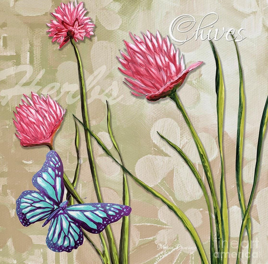 Cuadros modernos pinturas y dibujos pinturas de flores for Fotos de cuadros abstractos sencillos