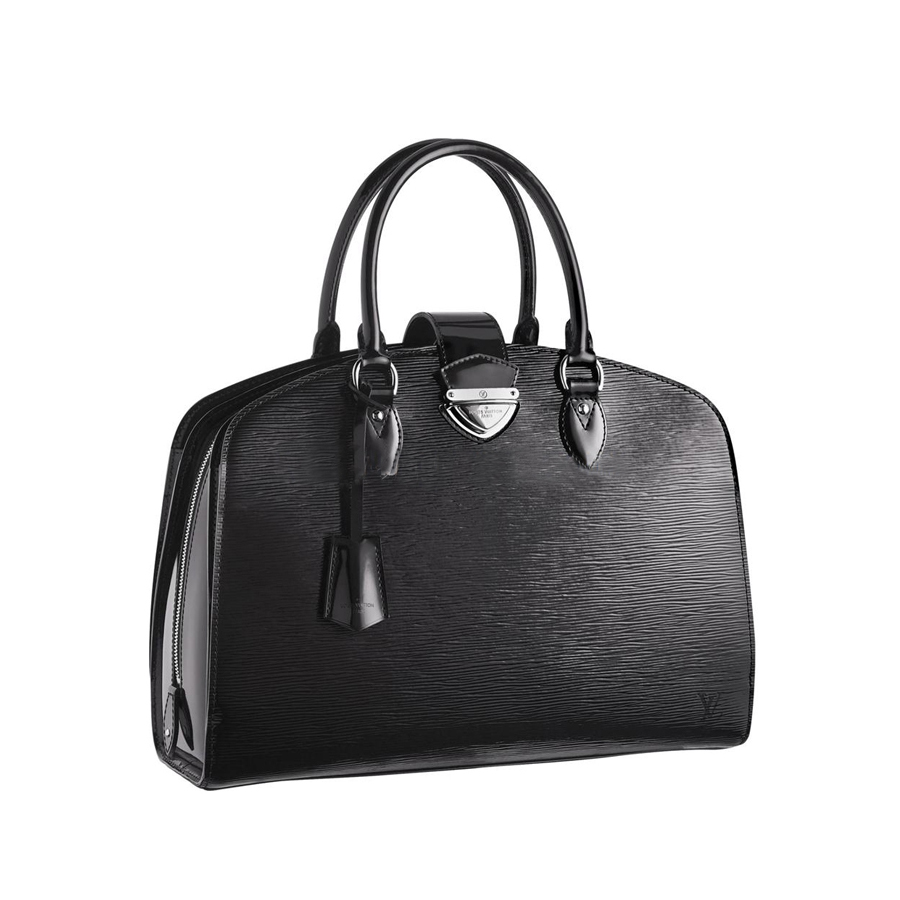 Add a daring twist to a favourite outfit with this glamorous accessory. The  large Pont–Neuf comes in Epi leather with a glossy finish and is the  perfect bag ... 2b992a09f0618
