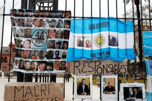 Gobierno argentino busca empresa para encontrar al ARA San Juan