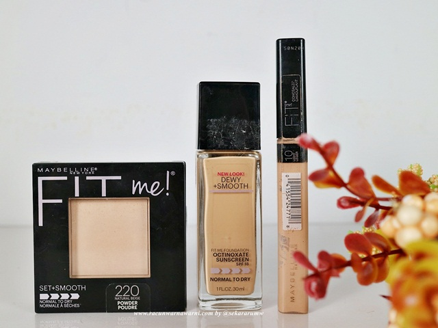 Complexion FIT Me Maybelline