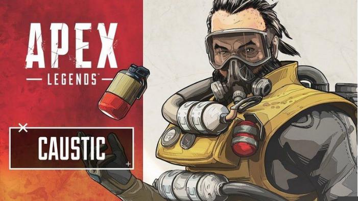 Berikut Adalah 8 Karakter Yang Berada Di Game Apex Legends