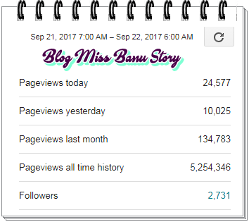 Views, Pageview Blog, Trafik Blog, Carian Utama, Keywords Blog, My Blog, Blogger, Blog Miss Banu Story, Pencapaian Blog Miss Banu Story, Pageview Tinggi,