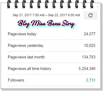 Views, Pageview Blog, Trafik Blog, Carian Utama, Keywords Blog, My Blog, Blogger, Blog Miss Banu Story, Pencapaian Blog Miss Banu Story, Pageview Tinggi,