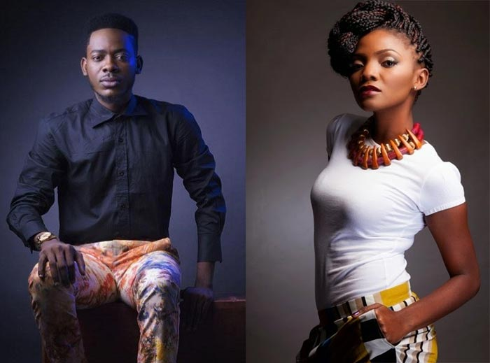 Adekunle Gold talks about his reported romantic relationship with Simi