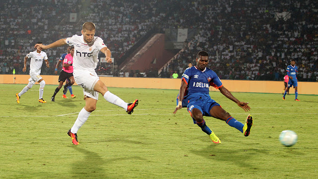 Hero Indian Super League(ISL) 2016 Results