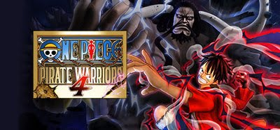One Piece Pirate Warriors 4 Cover