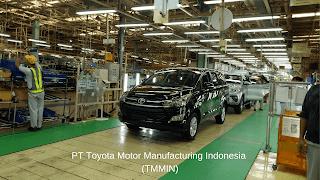 Lowongan Kerja PT Toyota Motor Manufacturing Indonesia (TMMIN)