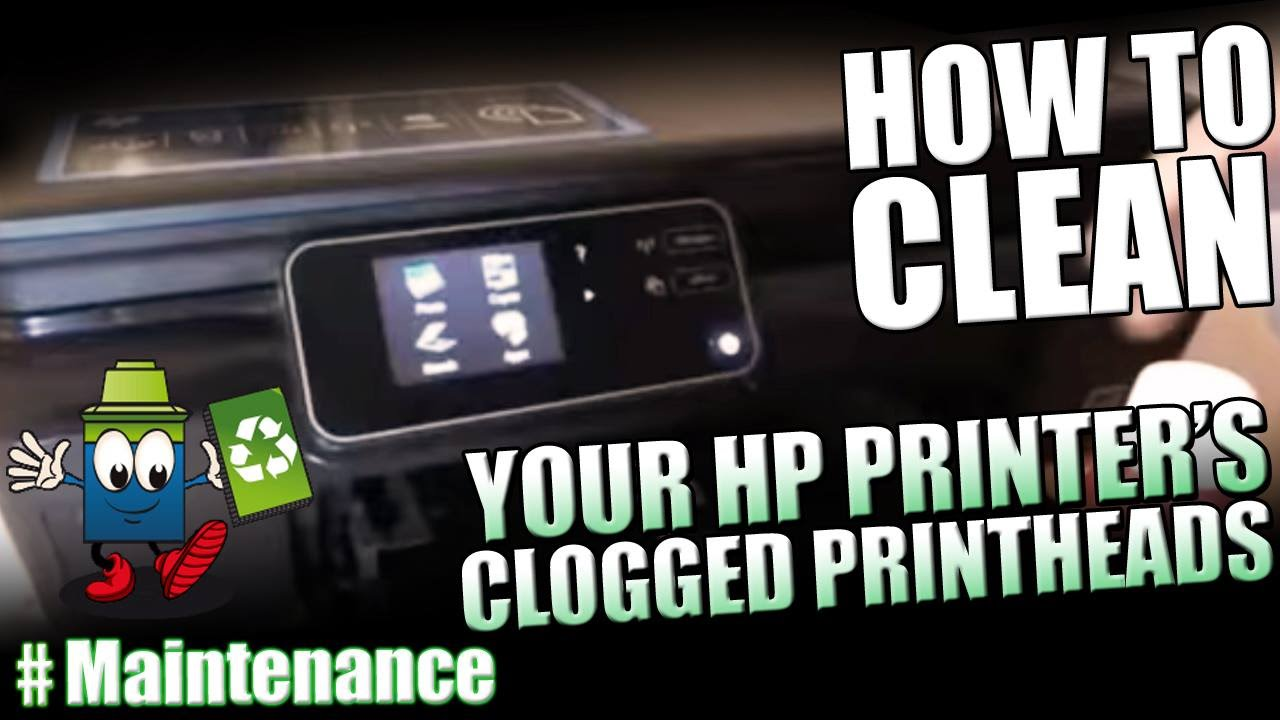 How Do You Clean The Print Head On HP Printer?