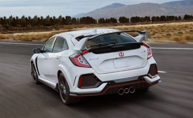 2017 Honda Civic Type R Sets FWD Review