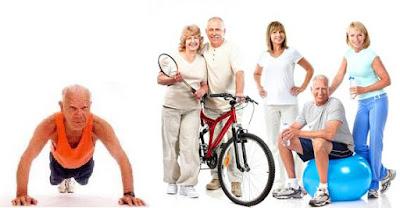 Beneficios del ejercicio en adultos mayores