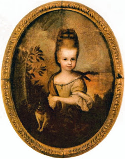Maria Luisa was little more than a child when she was married to Philip V of Spain