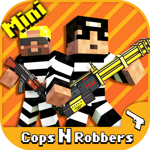 تحميل لعبه Cops N Robbers - FPS Mini Game مهكره اخر اصدار