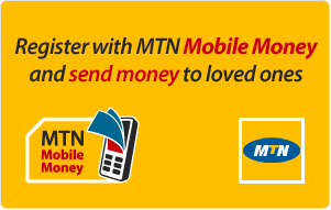 how to send mobile money to ghana