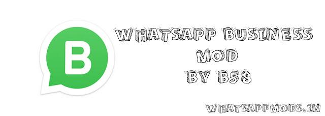 WhatsApp Business Mod v1.0