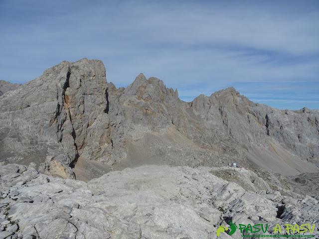 Torre Blanca: Llegando a Cabaña Verónica