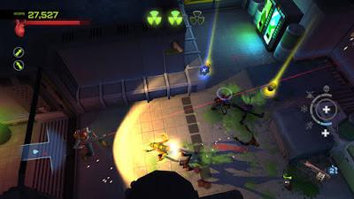 لعبة الاكشن و الاثارة Xenowerk مهكرة للأندرويد - تحميل مباشر