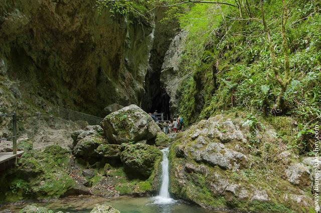 Ruta Cascada Kakuetta pirineo Frances senderismo