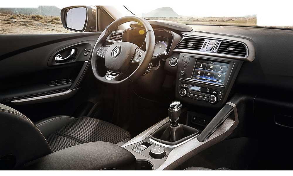 السيارة رينو كادجار 2016