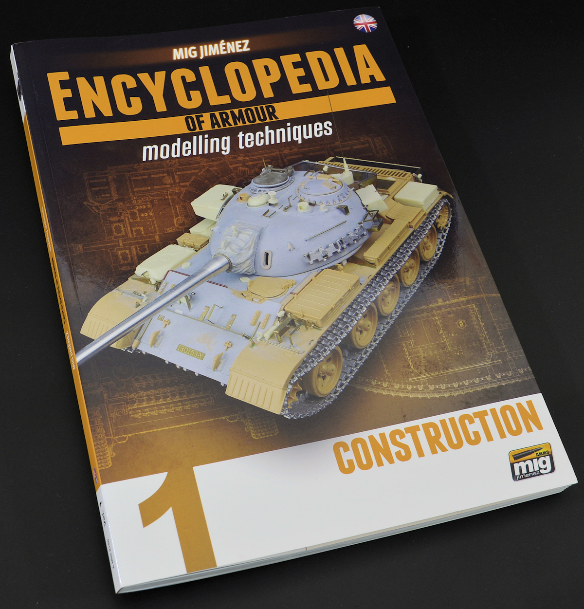 Construction Encyclopedia of Armour Modelling Techniques Vol.1