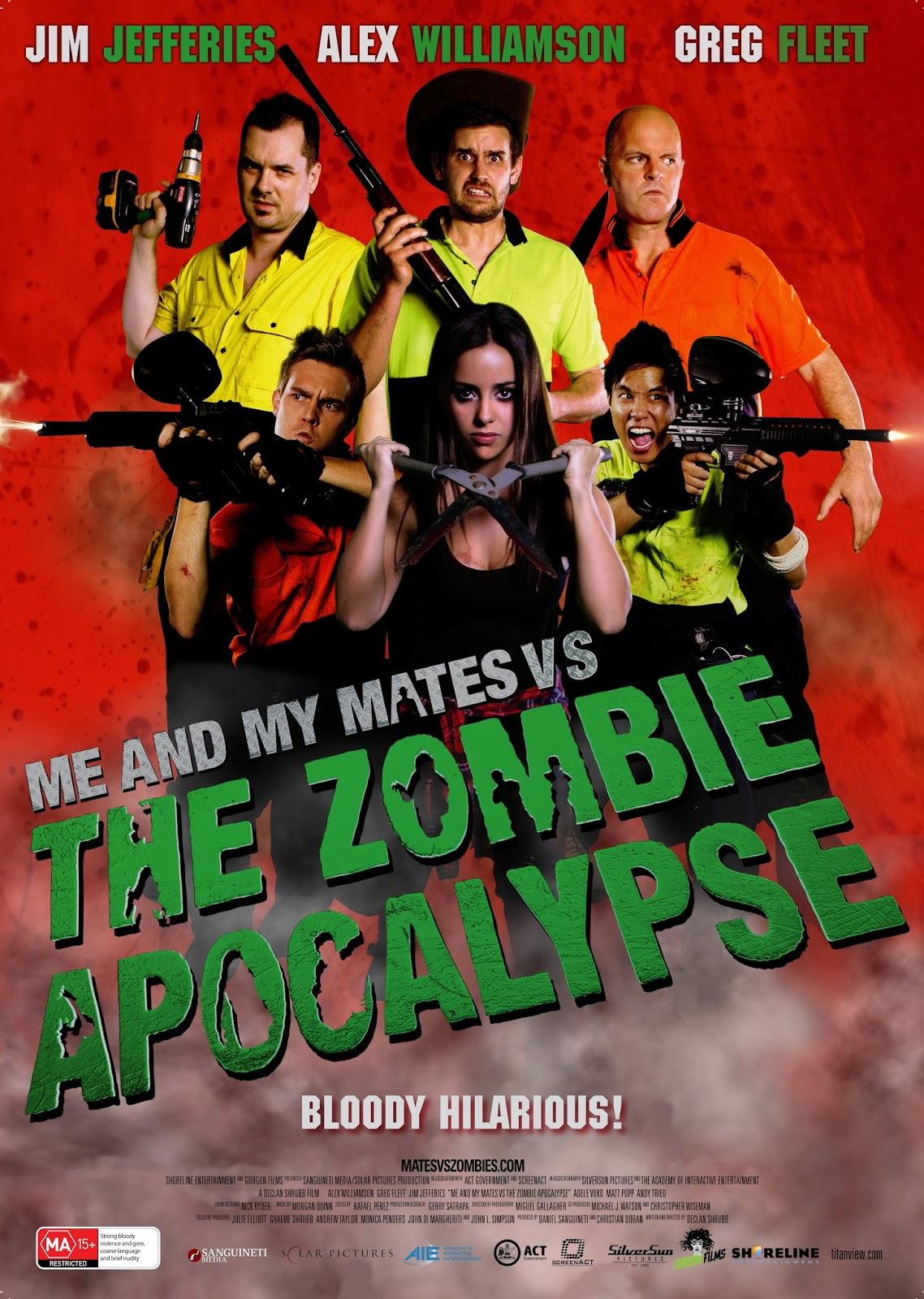 Zombie Comedy Filme