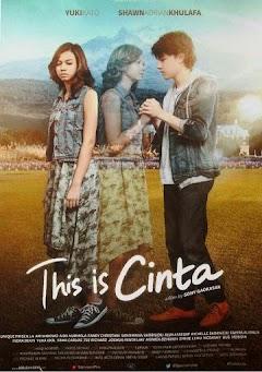Download Film This Is Cinta (2015) DVDRIP Full Movie