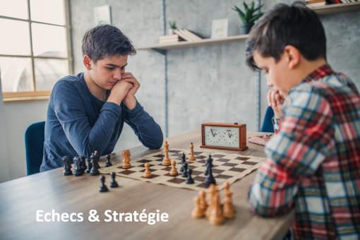 Deux astuces sur Échecs et Stratégie pour éloigner vos ados des jeux vidéos