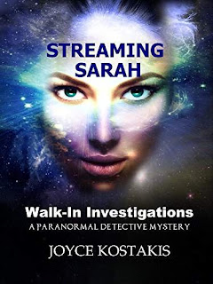 Walk-In Investigations: A Paranormal Detective Mystery by Joyce Kostakis