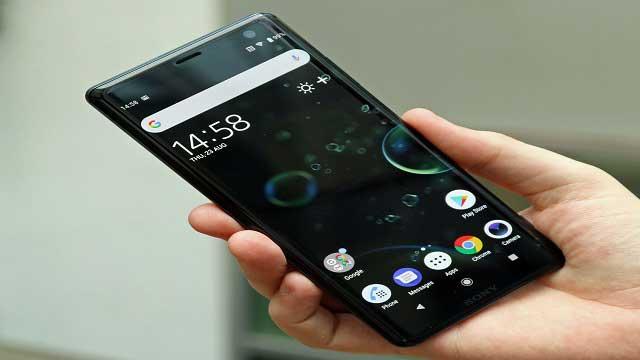 قد تكون هذه أول نظرة على هاتف Sony Xperia XZ4
