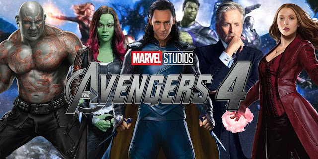 Avengers: Endgame in Top IMDb's Most Anticipated 2019 Movies